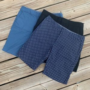 BR dress shorts